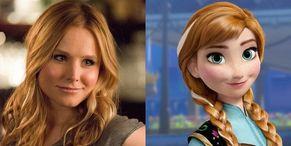 Kristen Bell Has Been Recording Dialogue For Anna, But Not For Frozen 2