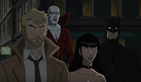 Justice League Dark Animated movie