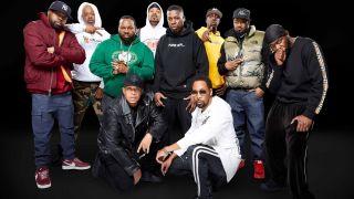 The Wu-Tang Clan.