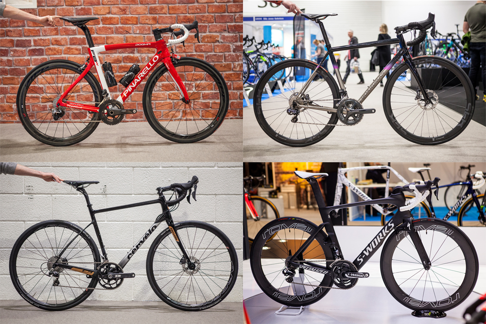 Thumbnail: Our pick of the highlights of the London Bike Show.