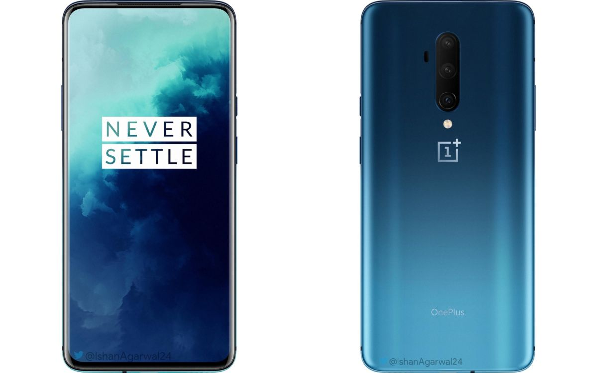 Here's Your Best Look Yet at the OnePlus 7T Pro