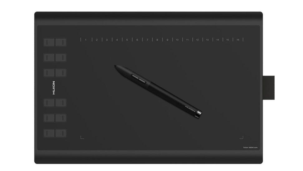 Las mejores tablets Huion para dibujo en 2021