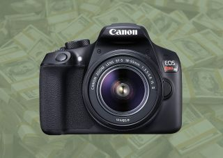Save $140 on the Canon EOS Rebel T6 with 18-55mm lens in amazing Amazon deal!