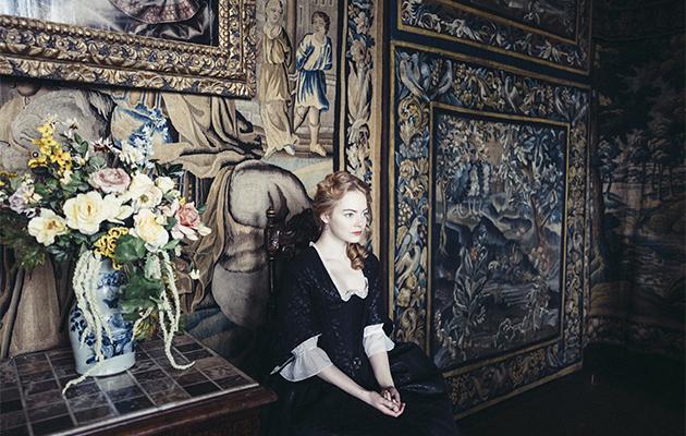 The Favourite Emma Stone