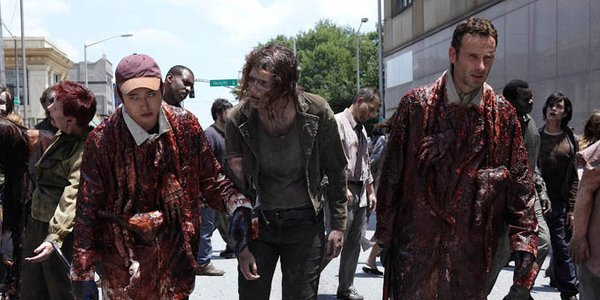 the walking dead season 1 glenn rick