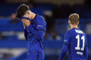 Chelsea v Sevilla – UEFA Champions League – Group E – Stamford Bridge