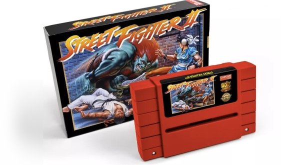 Street Fighter 2 Limited Edition