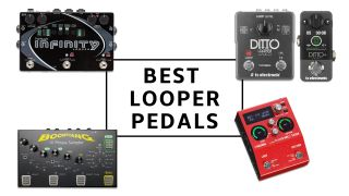 11 best looper pedals 2021: become a more creative live guitar player with a loop pedal