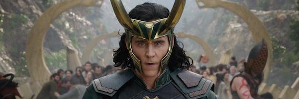 Loki in Thor: Ragnarok