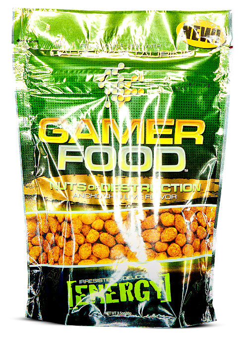 Will GamerFood Help You Play Better? #19650