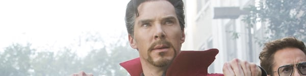 Infinity War Doctor Strange