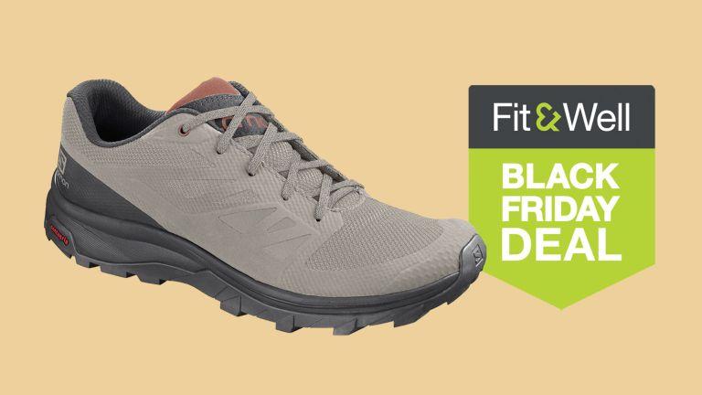 Black Friday deals: Salomon walking shoes