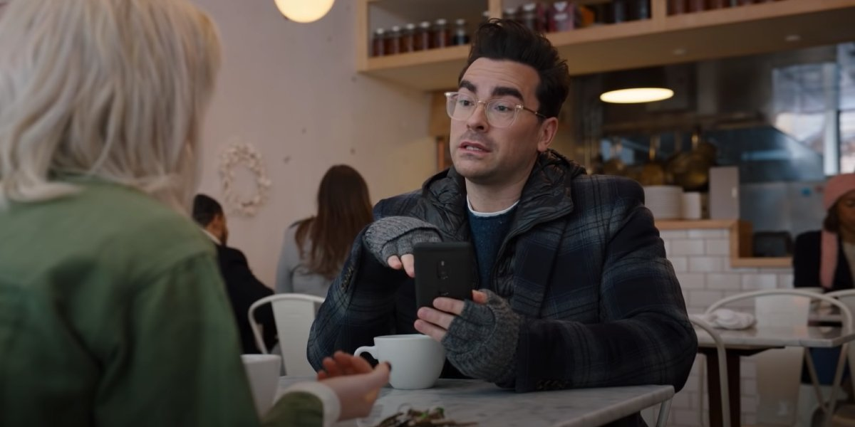 Dan Levy in Happiest Season