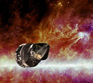 planck spacecraft esa big bang