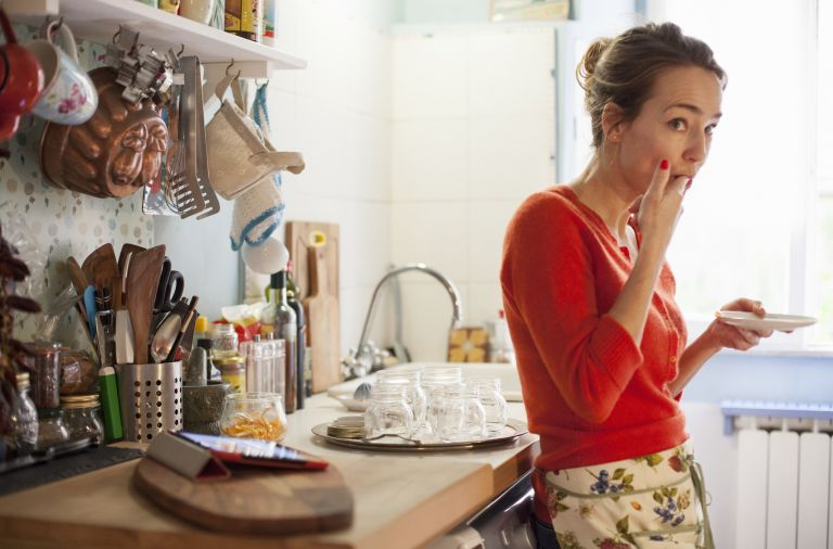 how to stop snacking