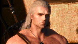 New Witcher 3 Mod Puts Henry Cavill S Face Onto Geralt S
