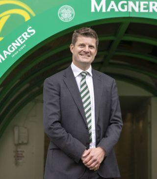 Ange Postecoglou Unveiling – Celtic Park