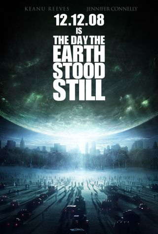 The Day The Earth Stood Still Remake Goes Green Space