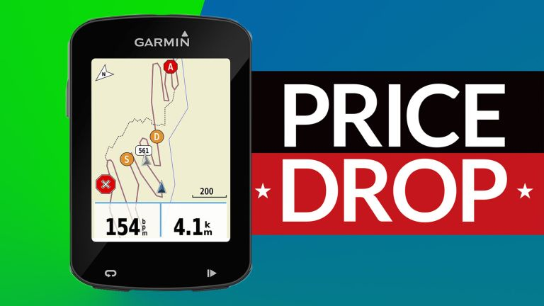 Garmin Edge 820 deal