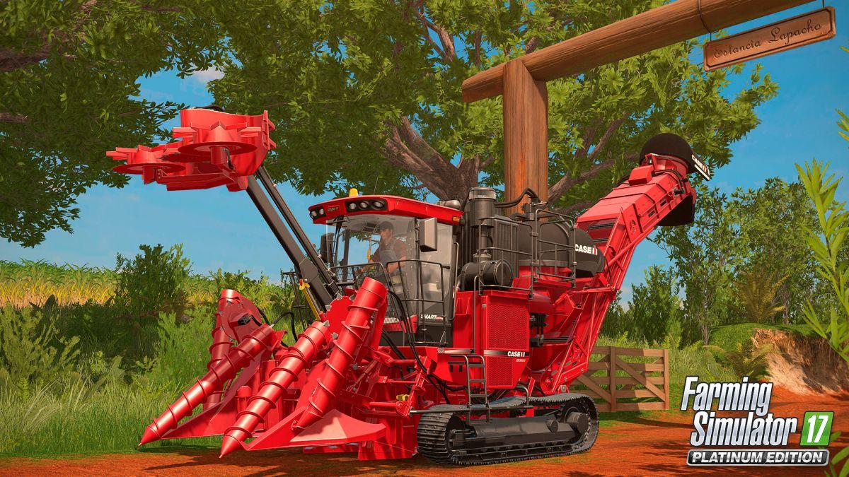 Farming Simulator 17 To Get Sugarcane Farms And New