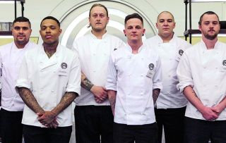 Pasta is a staple of many people's diets, so making it should be a walk in the park for the first six professional chefs who enter the MasterChef kitchen for the final week of heats.