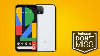 Google Pixel 4 deals