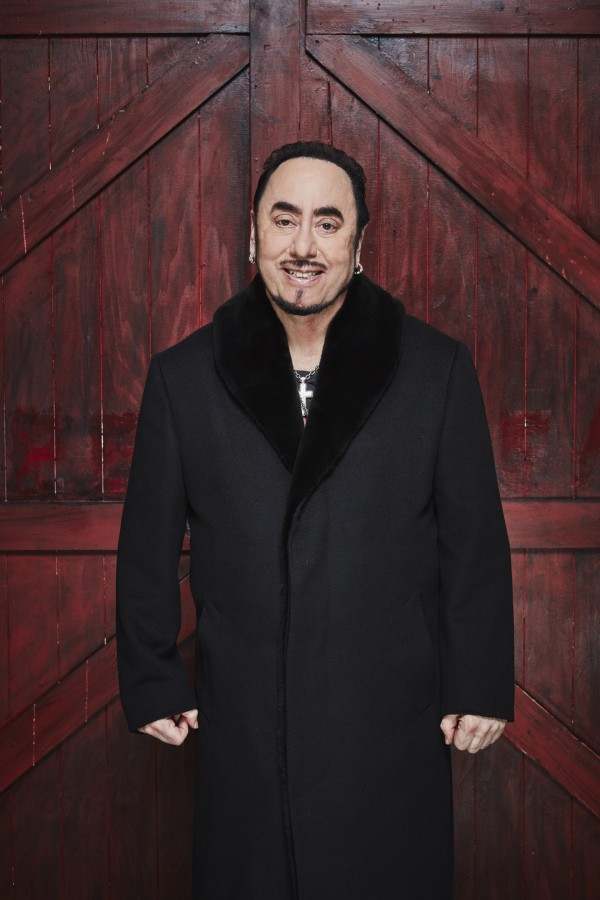 Celebrity Big Brother contestant David Gest