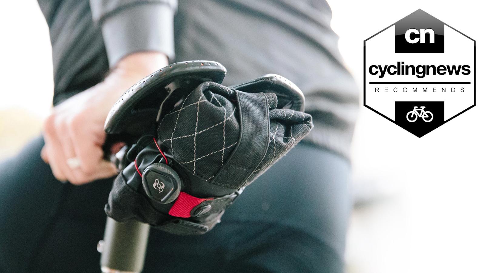 Basics Strap-On Wedge Saddle Bag for Cycling