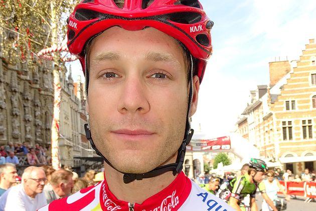 5e53f6af6 Belgian rider Antoine Demoitié dies in hospital after Ghent-Wevelgem crash