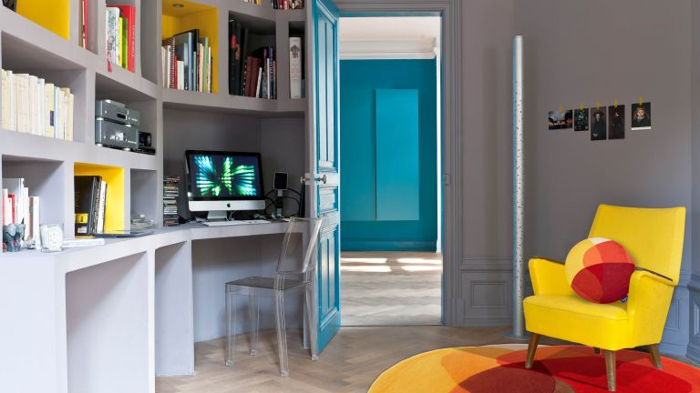 Home Office - Jellybean Mango Rug