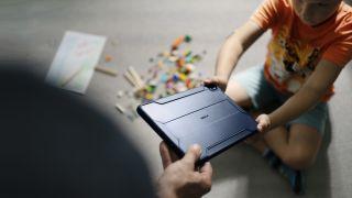 La nueva tablet Android Nokia T20 es perfecta para toda la familia