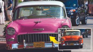 Photoshop CC LAB Colours