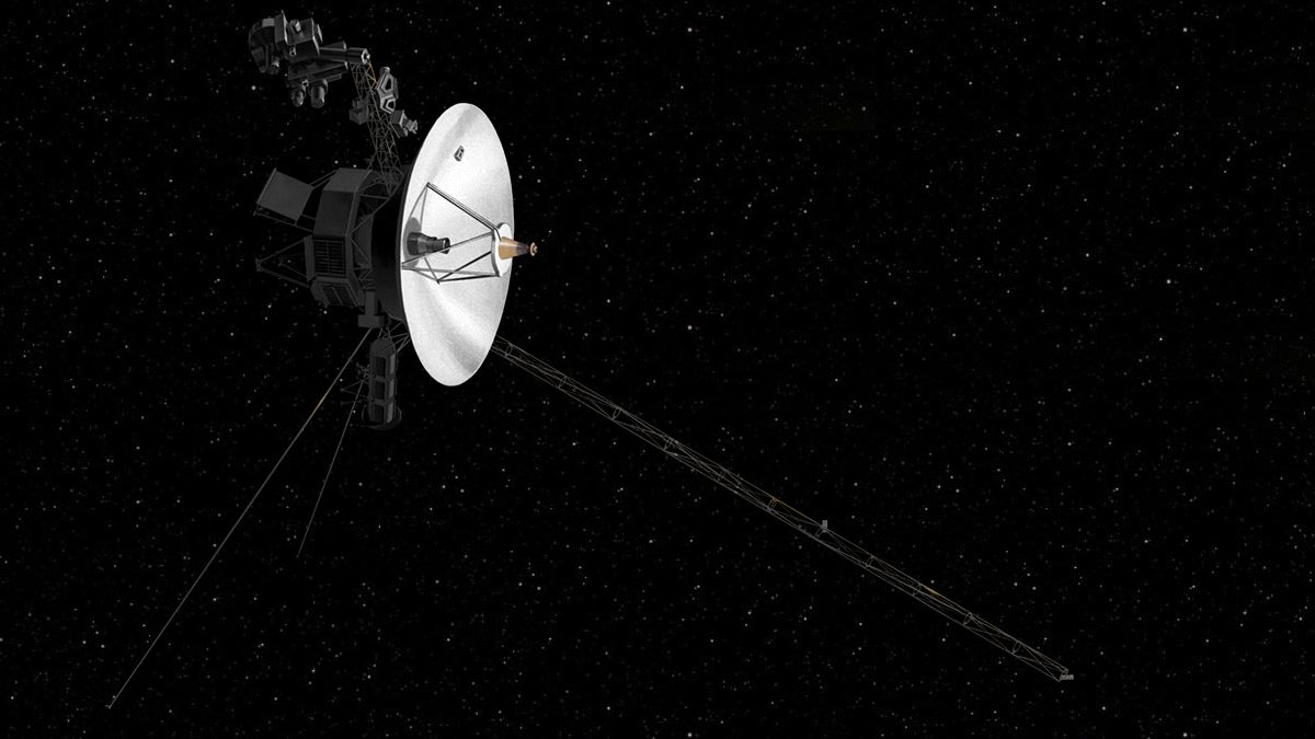 NASA finally makes contact with Voyager 2 after longest radio silence in 30 years