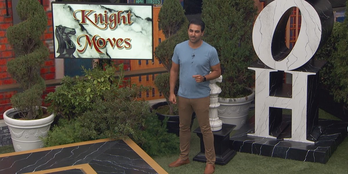 Kaysar Big Brother All-Stars CBS