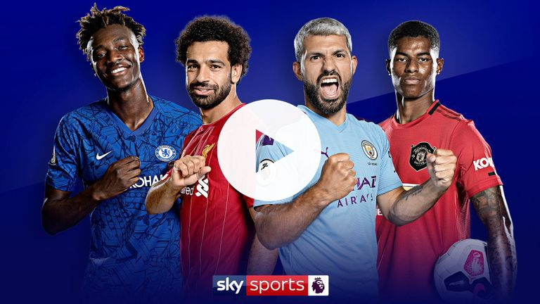 Premier League football restart matches Sky Sports