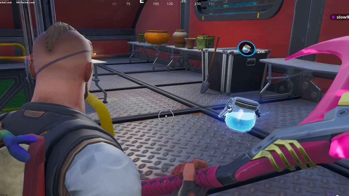 There's a Fortnite ping system now just like Apex Legends and man