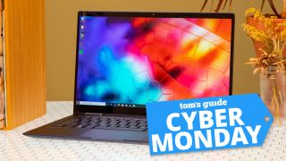 Cyber Monday Laptop deal - HP Elite Dragonfly