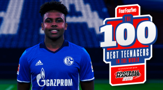 Best CONCACAF teenagers Football Manager 2018