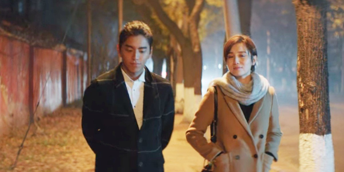 Darren Wang and Song Jia in Super Me