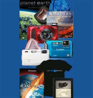 OurAmazingPlanet Facebook Sweepstakes Prizes