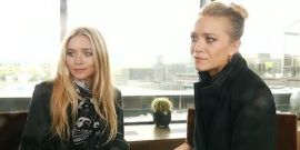 Check Out Mary-Kate And Ashley Olsen Appearing In Vintage Fashion For Friend's Wedding