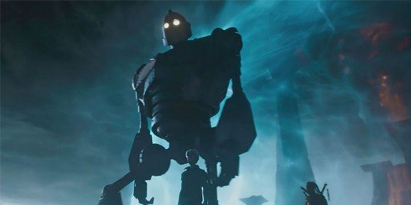 The Iron Giant ready player one