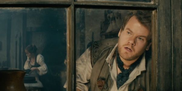 James Corden Felt High While Filming Cats