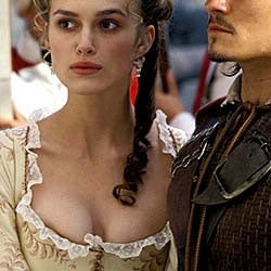 Pirates of the caribbean boob