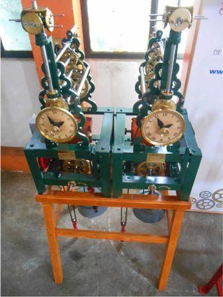 Pendulum Clocks Experiment