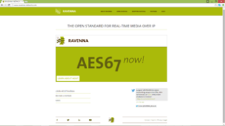 ALC NetworX Launches New Website for Ravenna