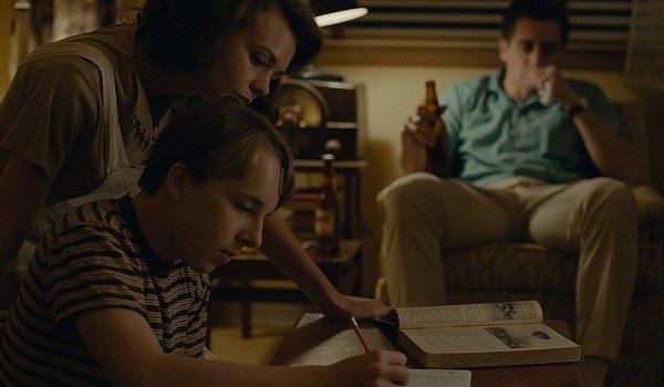 Wildlife Carey Mulligan Jake Gyllenhaal Ed Oxenbould tense homework session