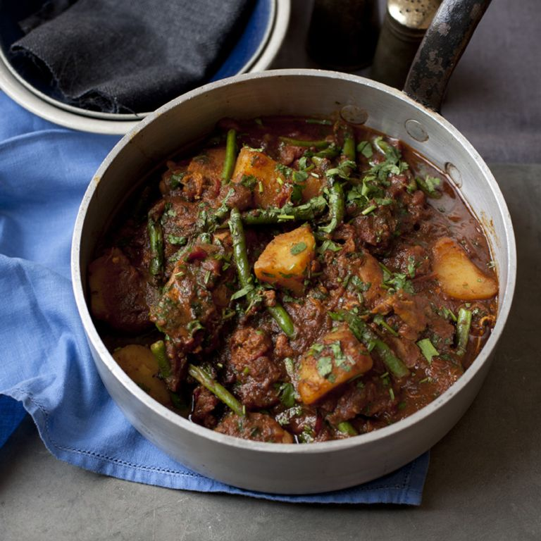 Niku's One-Pot Chicken Curry-chicken recipes-recipe ideas-new recipes-woman and home