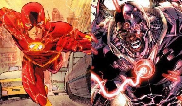 Flash Cyborg