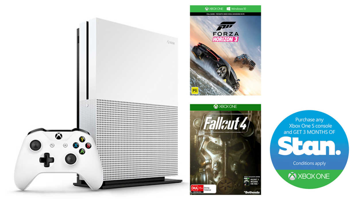 Save big on the Xbox One S with a killer bundle deal at Big